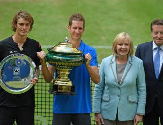Gewinnspiel: Tickets für die Gerry Weber Open