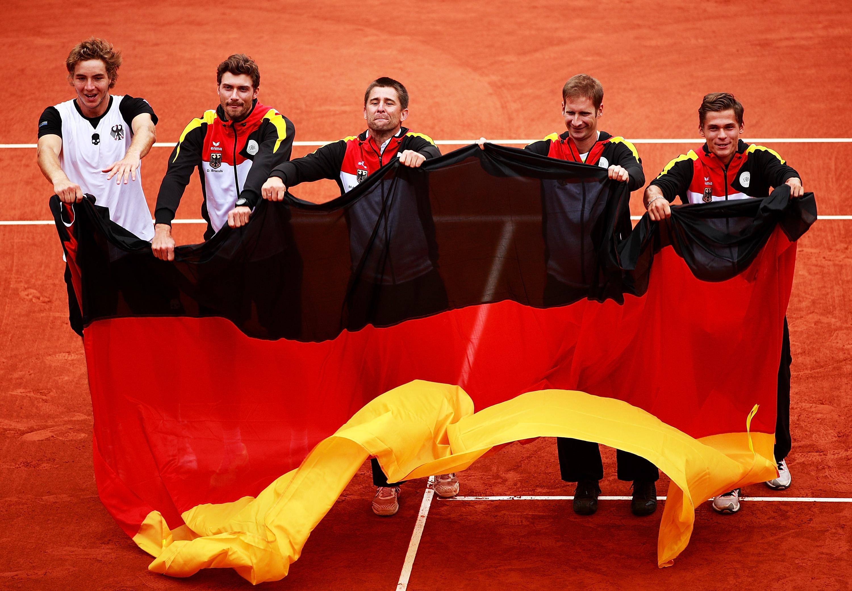 Deutschland gegen Belgien
