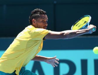 Davis Cup: Australien geht gegen Tschechien in Führung