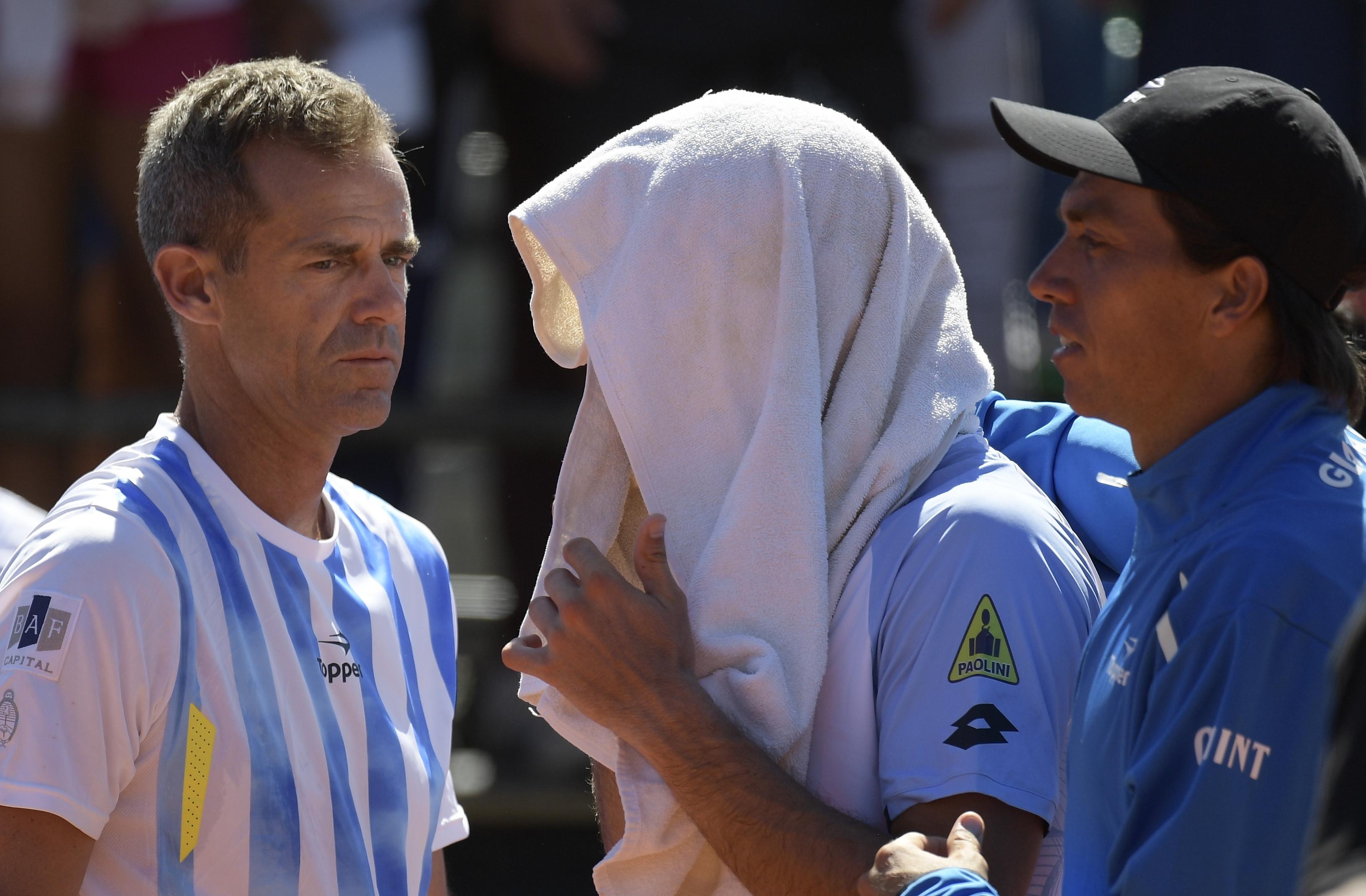 Argentinien im Davis Cup