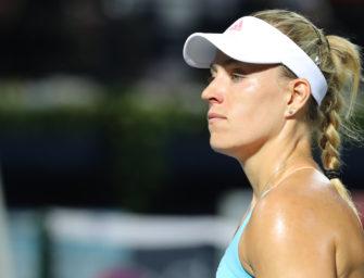Niederlage gegen Svitolina: Kerber verpasst Rückkehr auf Tennis-Thron