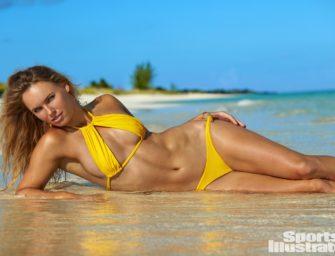 Bikini statt Tennisdress: Williams, Wozniacki, Bouchard