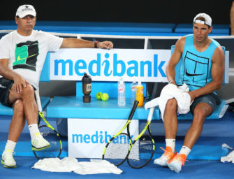 Rafael Nadal: Trennung von Onkel Toni Ende des Jahres