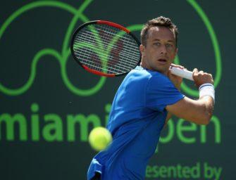 Miami: Kohlschreiber ringt Taylor Fritz nieder