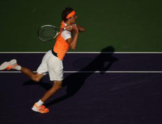 Zverev erstmals im Viertelfinale eines ATP-Masters