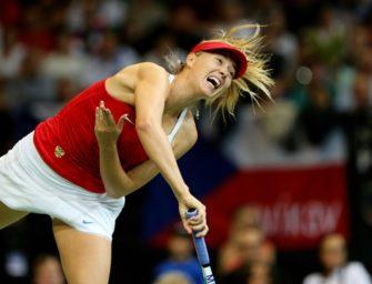 Sharapova darf auf French Open-Wildcard hoffen