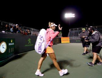 Kerber gewinnt Auftaktmatch in Miami