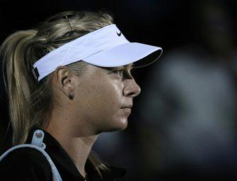 Fall Sharapova: Stuttgarter Turnierboss verteidigt Wildcard