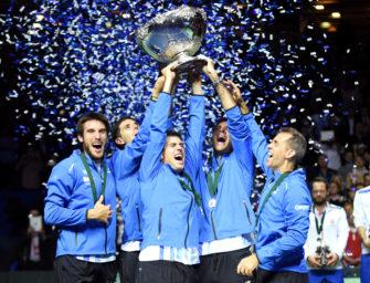 Reformen im Davis Cup: Kommt ab 2018 das Final-Four?