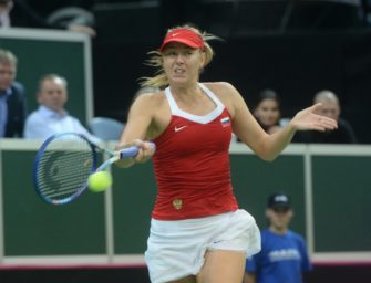 Mit Sharapova und Austin: Stuttgarter Turnier feiert 40. Jubiläum