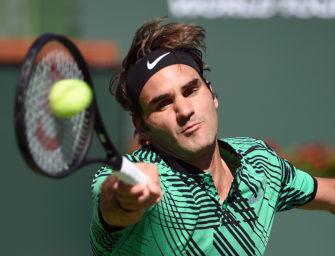 Die besten Szenen im Video: Wie Federer Wawrinka schlug