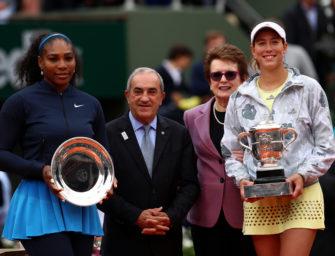 French Open Ergebnisse der Damen