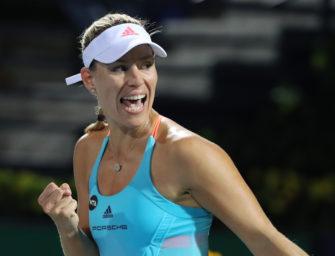 Indian Wells: Serena sagt ab – Kerber wieder Nr.1