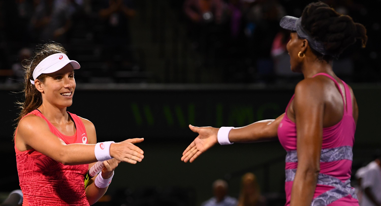 Wozniacki im Finale von Miami gegen Konta