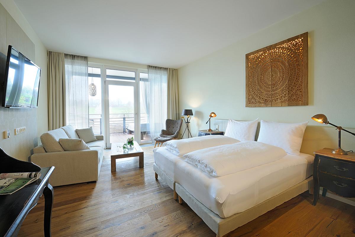 Hotel Zimmer Panoramazimmer
