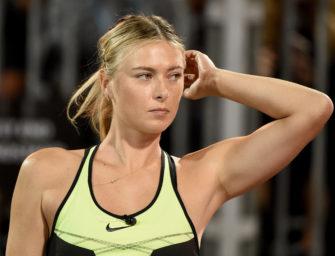 """Sharapova-Comeback: Das """"Maria-Projekt"""""""