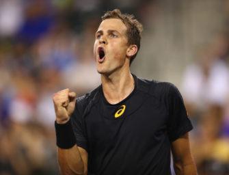 Überraschung: Pospisil schlägt Weltranglistenersten Murray