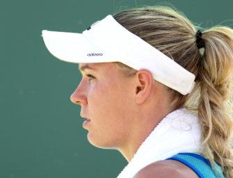 "Wozniacki: ""Sharapovas Stuttgart-Wildcard ist respektlos"""