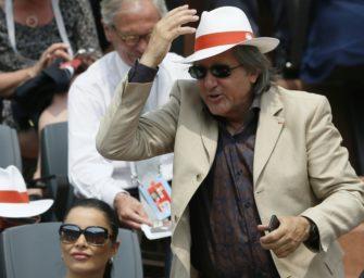 Tennis-Idol Nastase entschuldigt sich nach Eklats