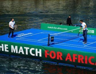 Federer-Foundation: Duell Federer-Murray bringt Millionenbetrag ein