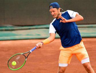 Tennis: Franzose Pouille triumphiert in Budapest