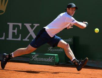 Monte Carlo: Murray scheitert im Achtelfinale