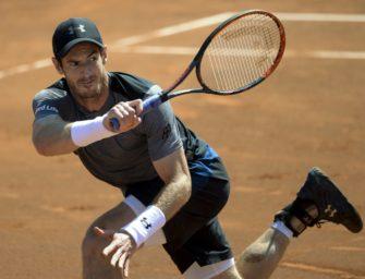 Murray scheitert im Halbfinale von Barcelona an Thiem