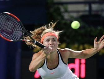 Istanbul: Dritter Turniersieg 2017 für Svitolina