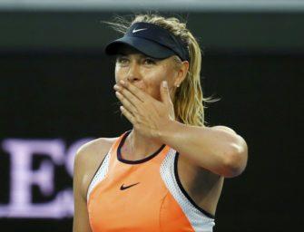 Fragen und Antworten zum Comeback von Maria Sharapova