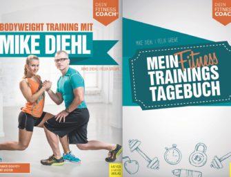 Verlosung: Fitness-Bücher von Athletikcoach Mike Diehl