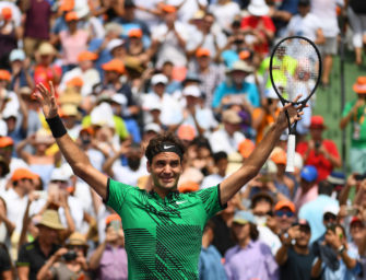 Miami: Federer gewinnt Finale gegen Nadal