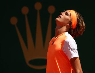 Zum Geburtstag: Zverev bekommt Lehrstunde von Nadal
