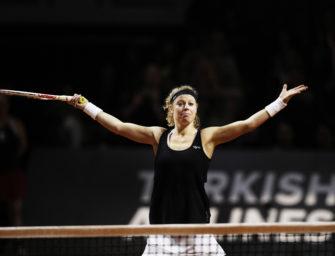 Wie 2016: Siegemund erreicht das Finale von Stuttgart