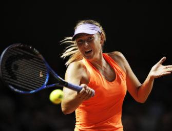 Sharapova gelingt Traum-Comeback nach Dopingsperre