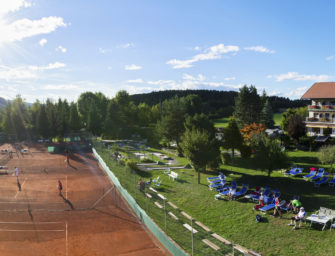Tennis-Golf-Wellnesshotel Mori