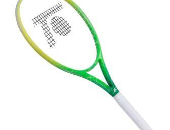 Heute im Oster-Gewinnspiel: ein Topspin-Racket