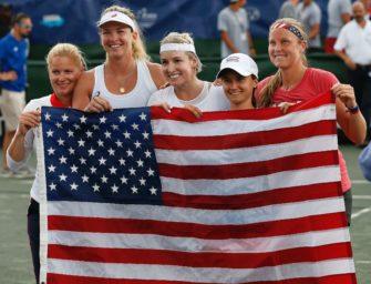 Finale im Fed Cup: USA trifft auf Weißrussland