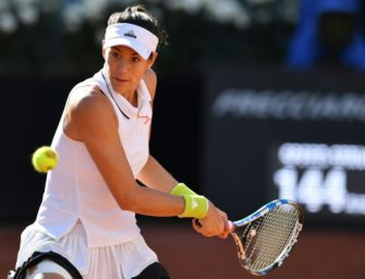 Titelverteidigerin Muguruza bangt um French-Open-Start