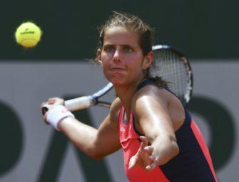 French Open: Erkrankte Görges sagt Doppel-Teilnahme ab
