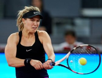WTA Madrid: Bouchard besiegt Sharapova