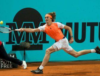 Madrid: Zverev verpasst Halbfinale