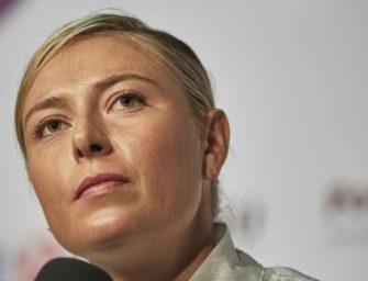 French Open: Keine Wildcard für Sharapova