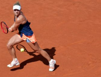 French Open: Kerber geht gegen Makarova zum Auftakt unter