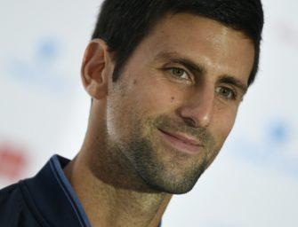 Madrid: Nishikori zieht zurück – Djokovic im Halbfinale