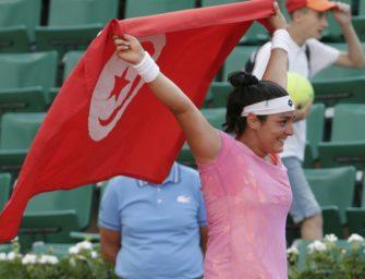 Ons Jabeur: Die erste arabische Frau in Runde 3 eines Grand Slams