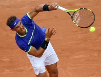 """Paris: Nadal macht ersten Schritt zu """"La Decima"""""""