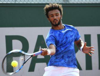 French Open: Hamou nach Kussattacke ausgeschlossen