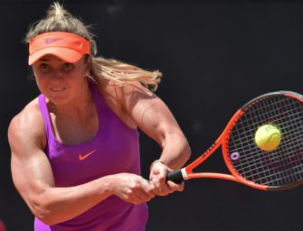 Elina Svitolina gewinnt Rom-Finale gegen Halep