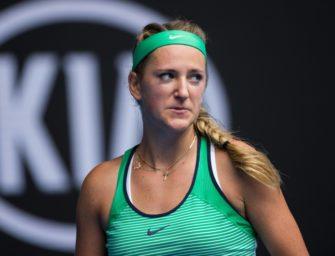 Mama Azarenka will in Wimbledon spielen
