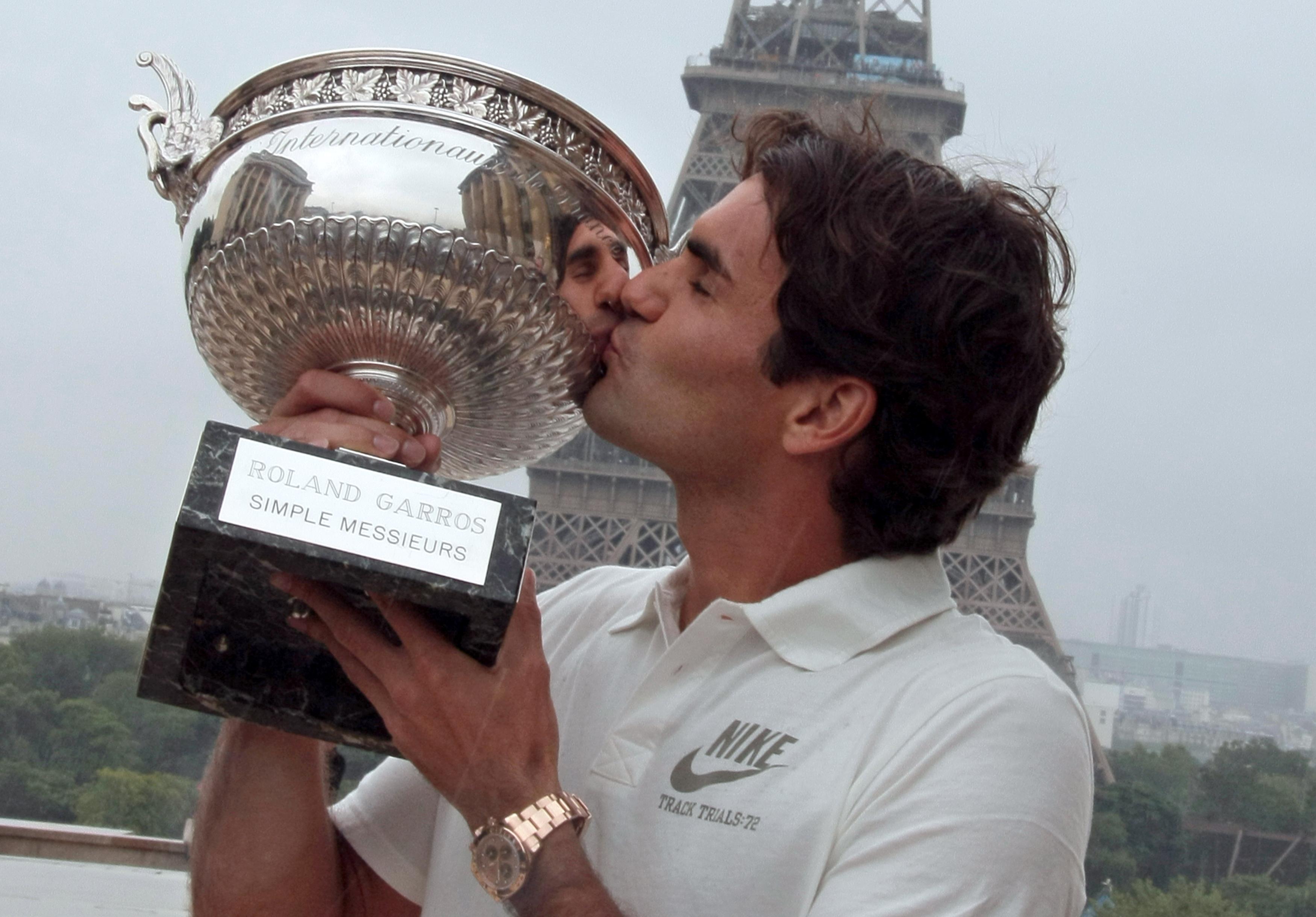 Roland Garros ohne Roger Federer